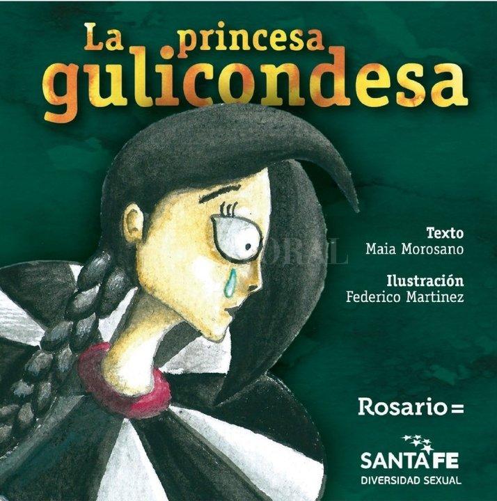 """La rosarina propondrá """"Maia Morosano por dos"""", donde expondrá sus dos últimas creaciones, el cuento infantil """"La princesa Gulicondesa"""" y la novela para adultos """"La puerta"""".  Crédito: Gentileza Producción"""