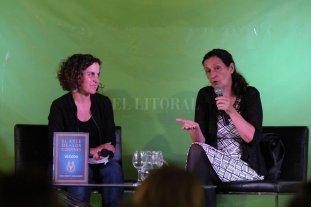 """Liliana Bodoc: """"Los lectores de sagas son militantes"""""""