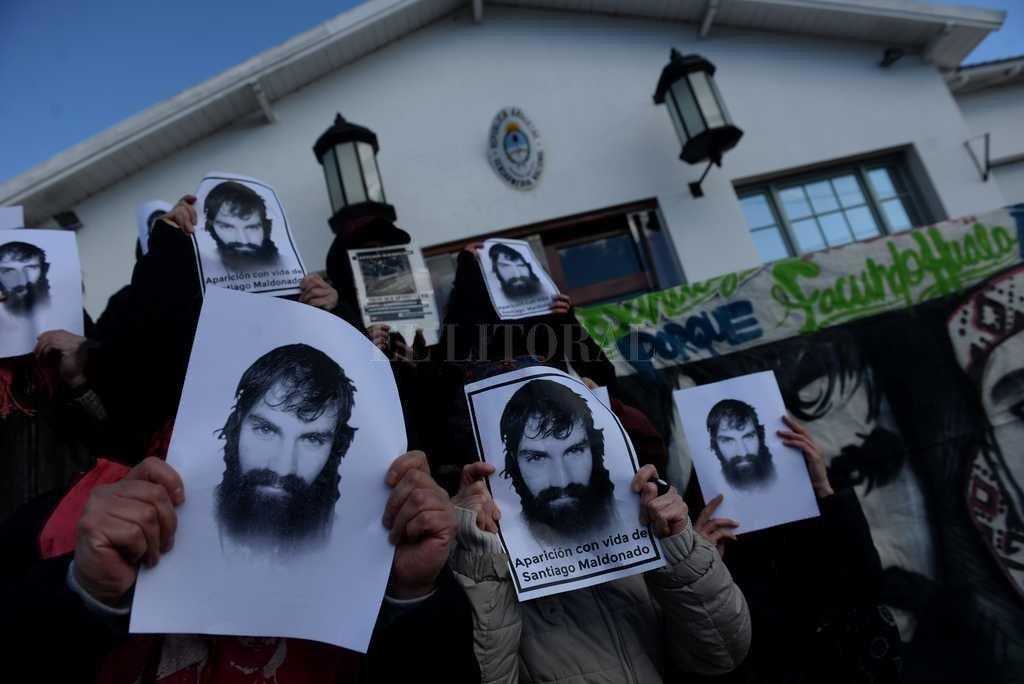 La CIDH exige detalles sobre la desaparición de Maldonado