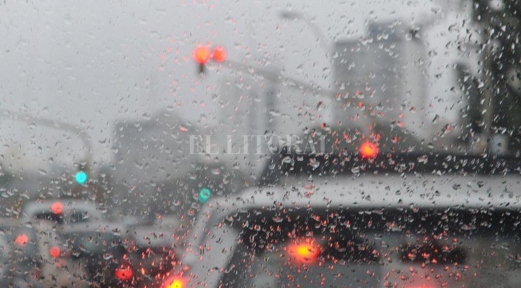 Rige alerta meteorológica por abundantes precipitaciones