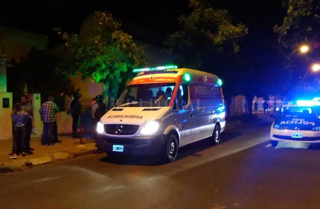Walter Alarcón tenía 17 años cuando recibió el disparo fatal, el 11 de marzo de 2016 en barrio Candioti. <strong>Foto:</strong> Archivo El Litoral