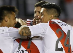 River recibe a Argentinos Juniors