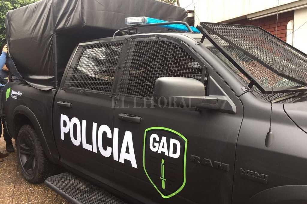 Se robaron un arsenal de la Policía Bonaerense — La Plata