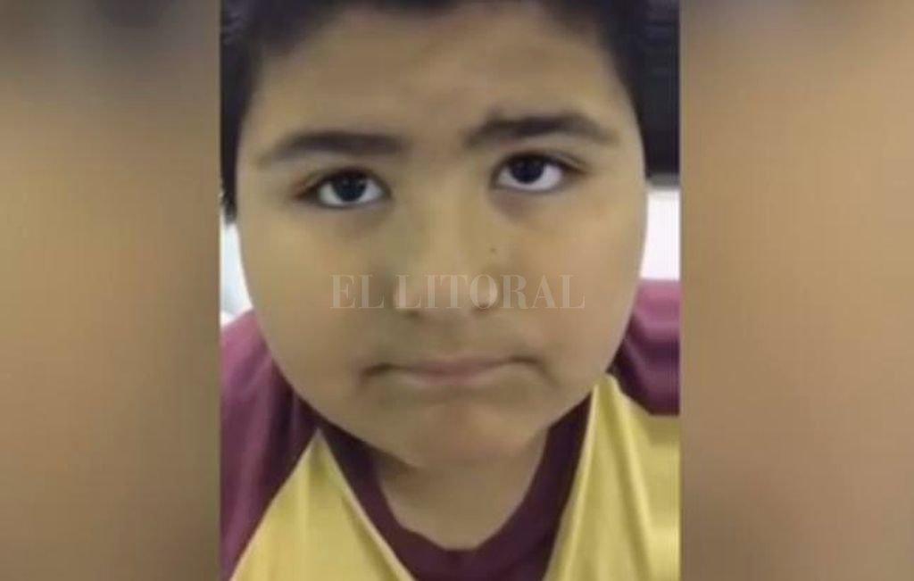 Un niño tucumano se tragó un silbato