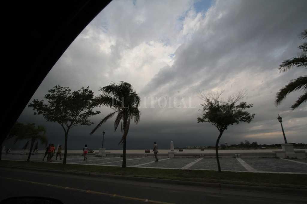 Renovaron el alerta meteorológico por tormentas fuertes para Entre Ríos