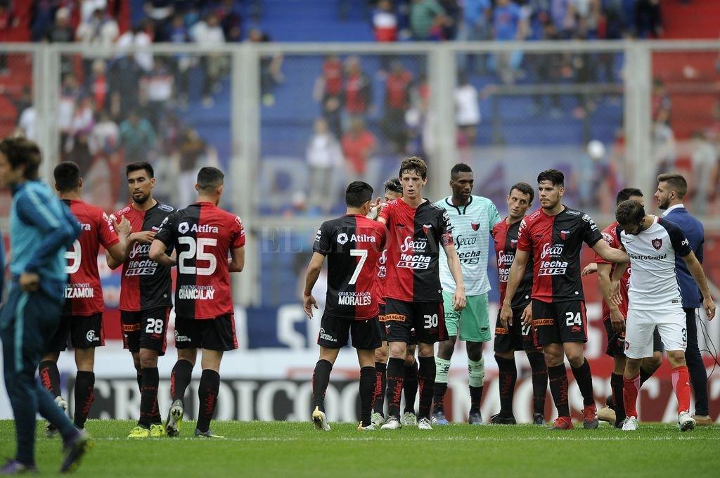 San Lorenzo y Colón igualaron sin goles en el Nuevo Gasómetro
