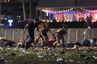 Dramáticos testimonios del tiroteo de Las Vegas