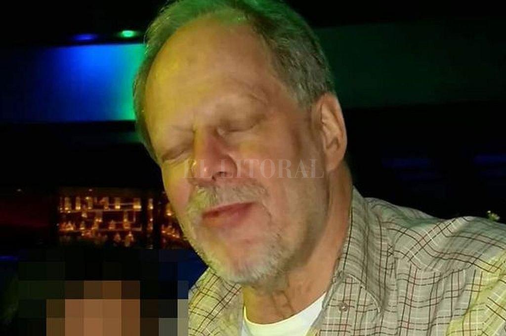 Stephen Paddock, el autor de la masacre en Las Vegas. Crédito: Captura digital