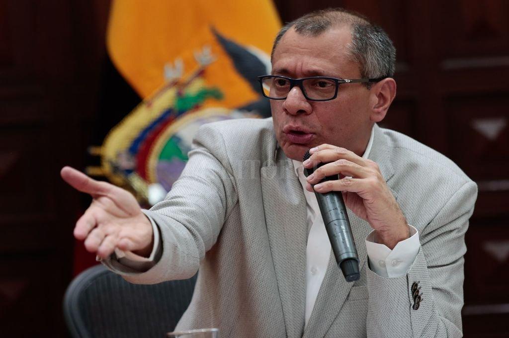 Vicepresidente pide que lo liberen de funciones en el Movimiento Alianza PAIS