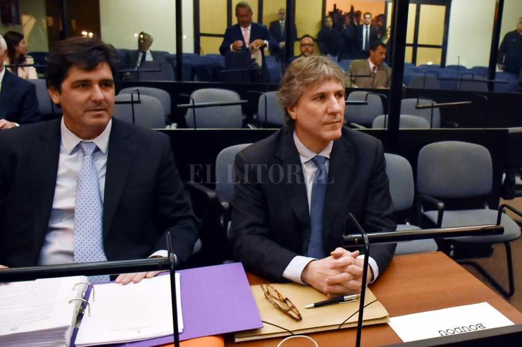 Arranca el juicio contra Boudou — Caso Ciccone