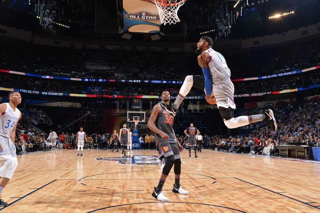 NBA anuncia cambios para el Juego de las Estrellas