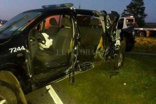 Dos siniestros en la autopista dejaron tres personas lesionadas