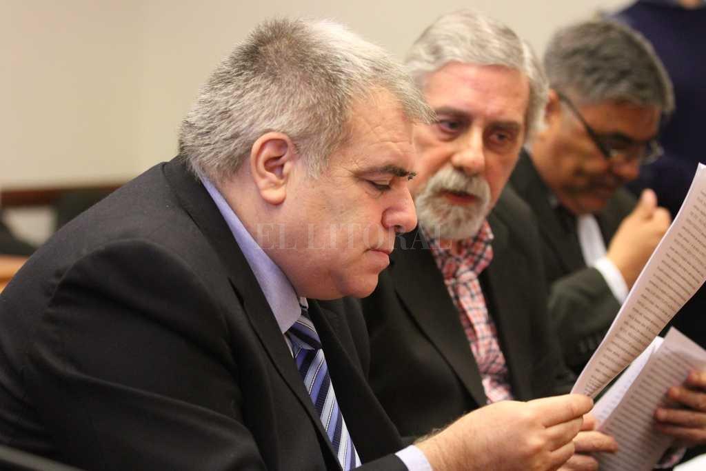 Miguel Pierri, abogado de Grau. Crédito: Manuel Fabatía