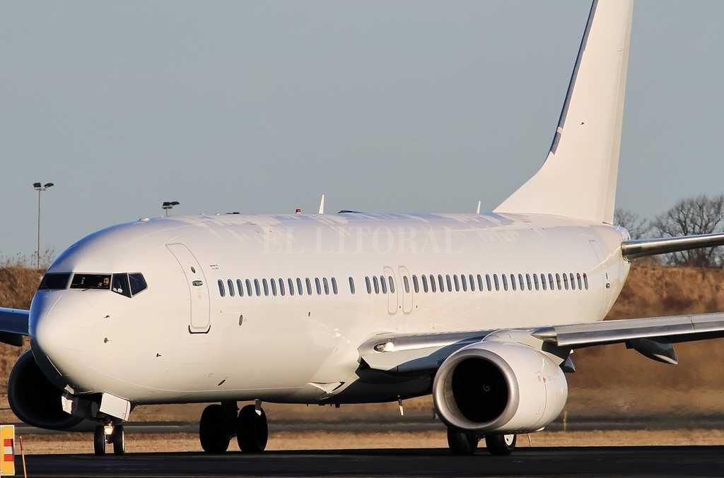 El Boeing 737-800 será utilizado en estos vuelos <strong>Foto:</strong> Internet
