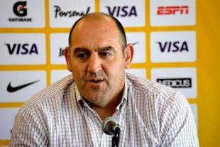 Presentaron a Mario Ledesma como el nuevo DT de Jaguares