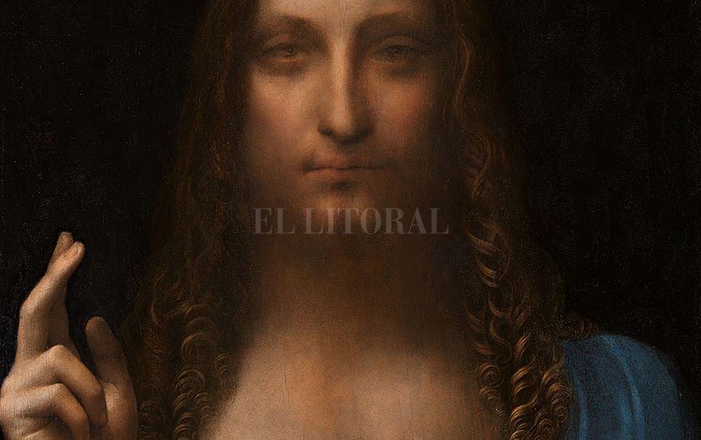 Cuadro de Da Vinci será subastado en 100 millones de dólares