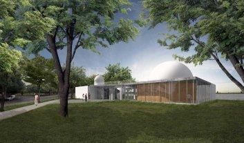 2 ofertas para construir el Planetario Digital en Santa Fe