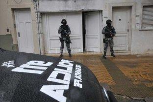 Continúan los operativos antinarcóticos en Santa Fe