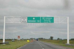 Estado del tránsito en rutas y accesos de la provincia de Santa Fe