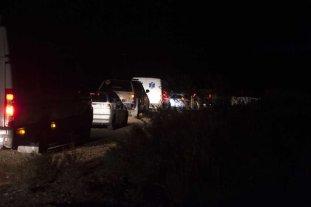 El cuerpo hallado en el río Chubut aún no fue identificado