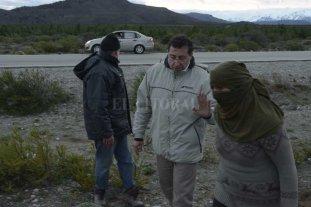 El juez fue cauto y no brindó mayores detalles sobre el cuerpo hallado en el río Chubut