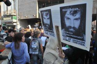 Cronología del caso Santiago Maldonado