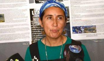 """La comunidad Mapuche dice que el cuerpo hallado """"fue plantado"""""""