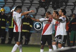 River alcanzó la semifinal de la Copa Argentina