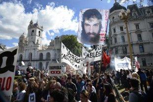 La familia de Maldonado pide a Macri que le exija explicaciones a Bullrich