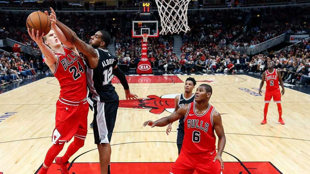 Aldridge suma 20 puntos; Spurs superan a Raptors