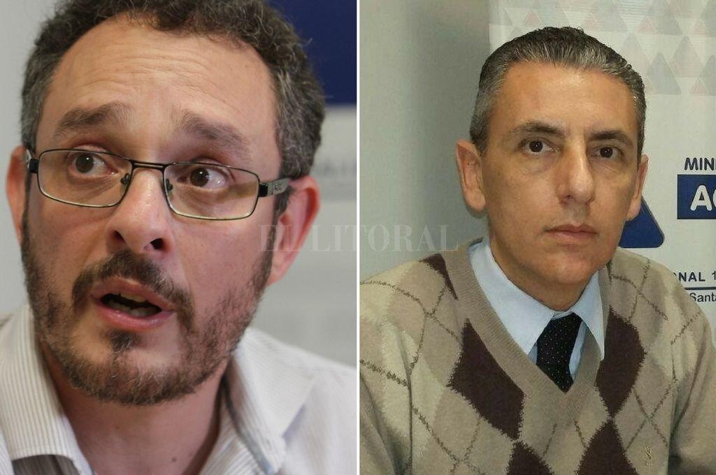 Los fiscales que investigaron el caso son Omar De Pedro y Daniel Filippi, quienes solicitarán penas de entre 20 y 25 años de prisión. <strong>Foto:</strong> El Litoral/Archivo