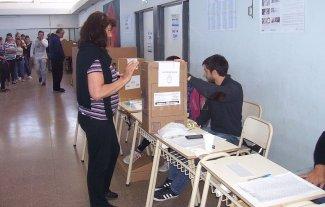 El candidato del oficialismo ganó en San Justo