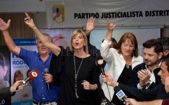 """Alejandra Rodenas: """"El peronismo está de pie"""""""