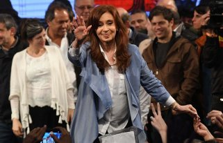 """CFK: """"Hoy no se acaba nada, hoy empieza todo"""""""