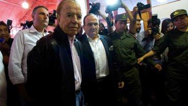 Menem perdió a manos de Cambiemos pero igual mantiene su banca