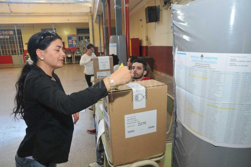 Luego de las urnas. Cómo votaron los santafesinos el domingo y el esbozo de algunas lecturas políticas. <strong>Foto:</strong> Flavio Raina