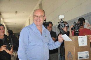 """Albor """"Niky"""" Cantard fue el candidato  más votado en la ciudad de Santa Fe"""