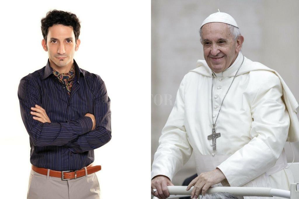 Juan Minujín interpretará a Francisco en la nueva película de Netflix
