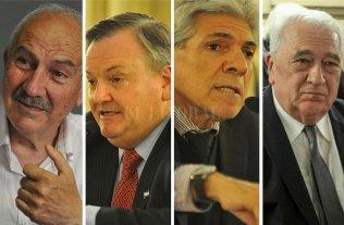 Los senadores que pudieron remar contra la corriente