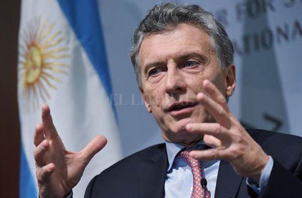 Macri presentar un plan de reformas econ micas e for Plan de viviendas macri
