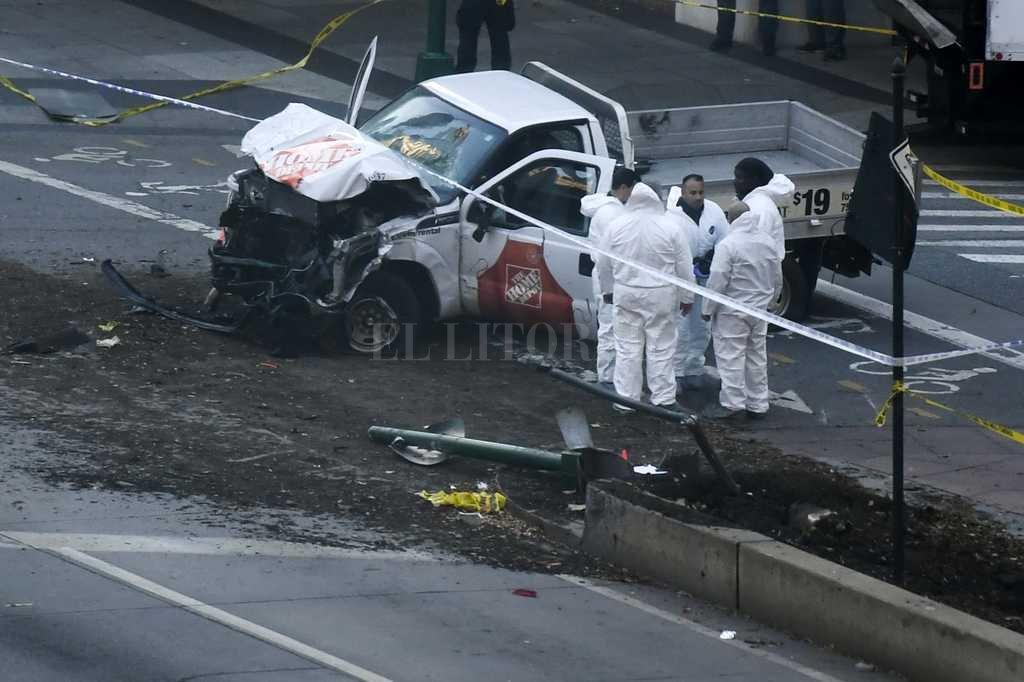 En el atentado en Nueva York murieron cinco rosarinos que festejaban 30 años de egresados. <strong>Foto:</strong> Télam