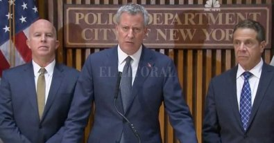 """Alcalde de Nueva York: """"Es un día muy doloroso para la ciudad"""""""