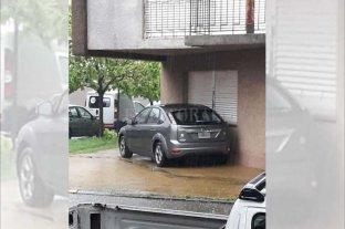 """Estacioná donde quieras: """"techito"""" por si llueve"""