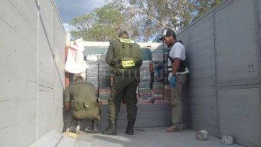 256 kilos de cocaína secuestrados en Salta