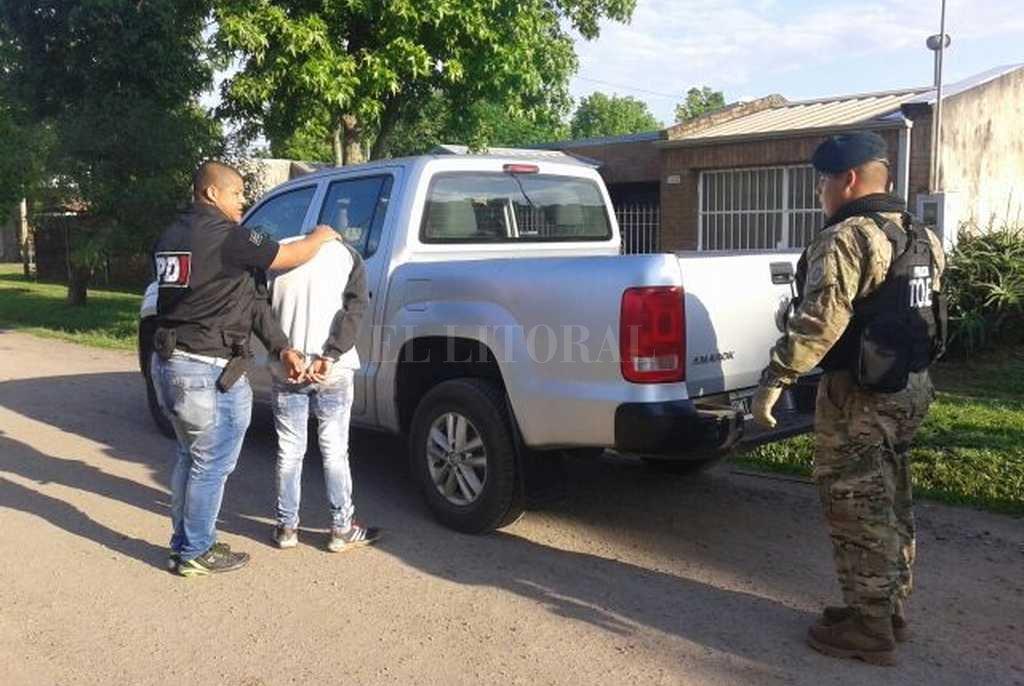 Gentileza Ministerio de Seguridad de Santa Fe
