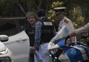 """Boudou dijo que su detención fue """"arbitraria"""""""