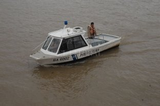 Encuentran el cadáver de un joven en el Río Paraná - Imagen ilustrativa -