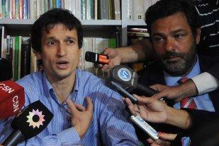La familia de Nisman pide que se le prohíba salir del país a Lagomarsino