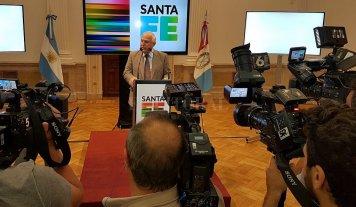 "Lifschitz: ""El pago de la deuda a Santa Fe no es negociable"""