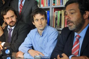 Lagomarsino es indagado como sospechoso por la muerte de Nisman